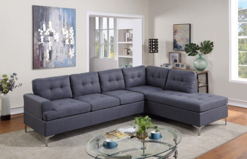 McAllen Furniture - black sectional,black sectional chaise,mcallen furniture stores